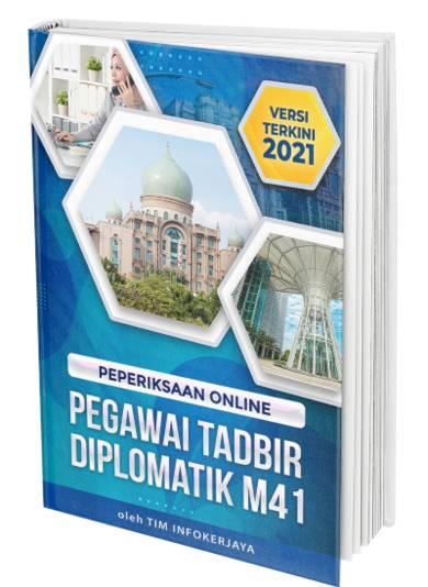 Rujukan Contoh Soalan Pegawai Tadbir Diplomatik M41 Pengetahuan Am